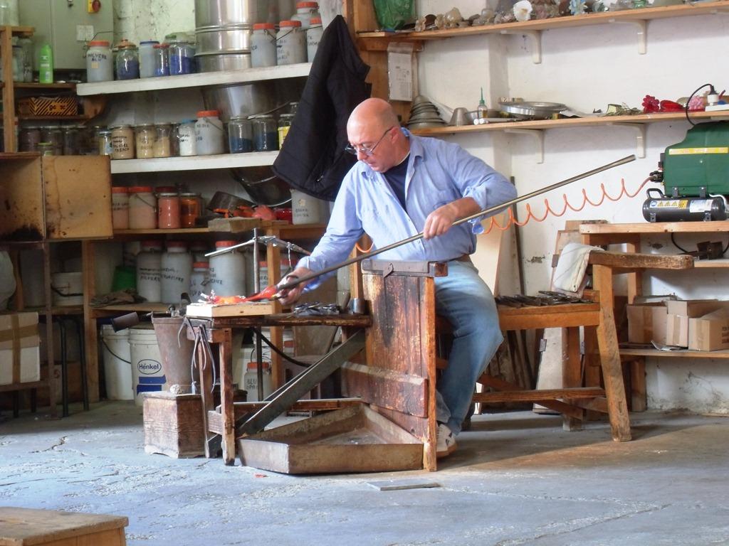 Mit costa allegra ins stliche mittelmeer 2011 - Murano bilder ...